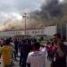 Monterrey...fuerte incendio en Parque Industrial