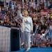 Hillary...repunta al conocerse la decisión del FBI de no cambiar conclusión sobre sus correos
