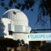 Observatorio de San Pedro Mártir en proceso de crecimiento