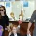 Angelina Jolie...sus seis hijos permanecerán bajo su custodia