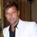 Ricky Martín...se soltó el pelo en  la gala anual Global Gift