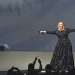 Adele...deleitó a miles de fans en su primer concierto en México