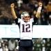 Tom Brady..empató a Peyton Manning con más victorias en la NFL