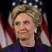 Hillary...Trump es nuestro presidente y le debemos una mente abierta y la oportunidad de liderar
