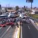 Bloquean la carretera México-Toluca..en protesta por gasolinazo