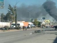 Hidalgo...escuelas siguen sin reanudar clases por bloqueos