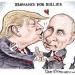 Putin..¿alguien piensa que nuestros servicios secretos van tras cada multimillonario estadunidense?
