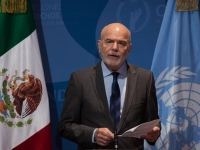 ONU.. aprobó y reconoció el trabajo del gobierno mexicano en DH
