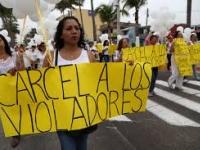 Diego Cruz...ahora resulta que el violador está muy afectado