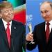 Trump y Putin..dos tipos de cuidado hablaron largo planeando maldades
