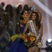 Iris Mittenaere..coronada como ganadora del concurso Señorita Universo