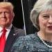 Reino Unido...Parlamento debatirá invitación de Theresa a Donald