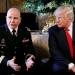Trump...anunció aumento de 54 mil millones a las Fuerzas Armadas