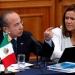 AMLO...espero se le pase el coraje a la hipócrita esposa de Calderón