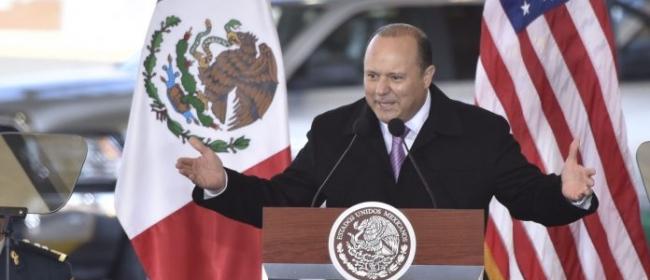 PGR..solicitó a Interpol emita ficha roja para detener a César Duarte.