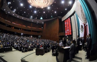 Los congresos federal y estatales como botín de los partidos políticos