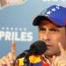 Capriles..listo para disputar candidatura de oposición a la presidencia