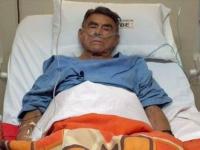 Héctor Suárez..sufrió una caída por la cual debió ser hospitalizado.