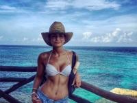 Aislinn Derbez..no está embarazada por el momento desea cumplir sus metas