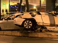 Fallecidos en accidente de Reforma fueron entregados a sus familiares.