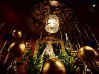 Altar de Dolores.. evoca sufrimiento que padeció la Virgen María