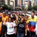 Venezuela..policía disparó gases y perdigones contra manifestantes