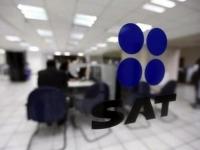 SAT..devuelve siete mil millones de pesos en saldos a favor
