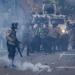 Venezuela..zona de guerra después de la ola de violencia y saqueos que estalló la noche de jueves