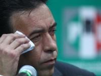 Moreira..Calderón se robó como poco hombre la Presidencia de México