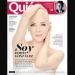 """Edith González..mostró su imagen en portada de la revista """"Quién""""."""