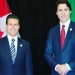 Peña y Trudeau...listos para iniciar proceso de diálogo del TLCAN