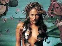 Jennifer Lopez...estrenará un tema de su próximo álbum en español.