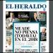 Heraldo de México.. salió con un tiraje de cerca de 60 mil ejemplares