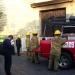 Oaxaca...queman puerta y barda de escuelas en Centro Histórico