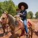 Vázquez Mota se sube al caballo de la demagogia...la Charrita Ponciana