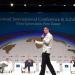 Murat..participó en conferencia internacional de Zonas francas