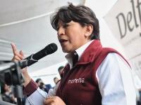 PRI..Delfina otorgó contratos de obra pública sin licitación alguna