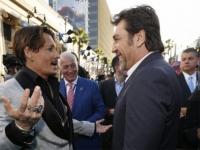 Depp y Bardem...serán nuevos mostruos de Estudios Universal