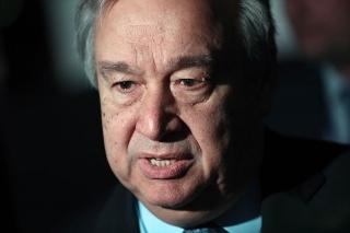 Guterres..expresó gran alarma por el sufrimiento imperante entre la población de Siria