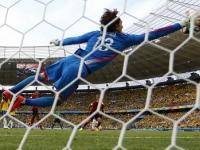 México-Alemania...Chile-Portugal...semifinales en Rusia