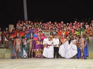 Oaxaca de Juárez y el Ballet Folclórico listos para cautivar con Donají… La Leyenda