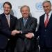 ONU llamó a líderes grecochipriota y turcochipriota a alcanzar acuerdo que ponga fin al conflicto que los divide desde hace más de 40 años.