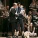 Ibarra y Bosé..se besan en pleno escenario del Teatro Insurgentes.