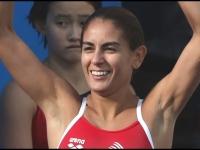 Mundial de Natación..México se alzó con la medalla de plata