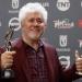 Almodovar..Premio Platino a la Mejor Dirección por su película Julieta.