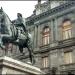 Caballito..conservación de la escultura se hizo con una visión integral