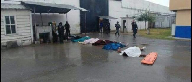 Riña en penal de Reynosa..deja saldo de 9 muertos y 2 heridos