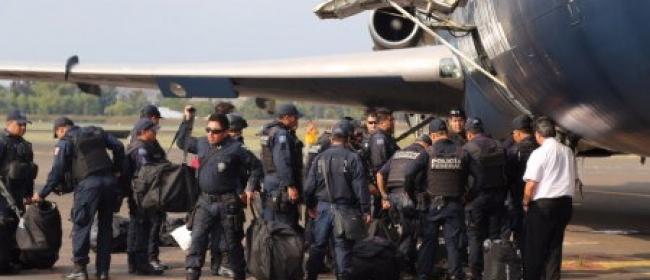 Campeche..Policía Federal reforzó su presencia en zonas de reserva