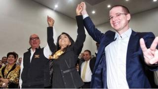 Ricardo Anaya es mano para la Presidencia en el frente