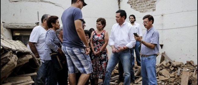Osorio..en Chiapas y Oaxaca se enfrenta una gran emergencia